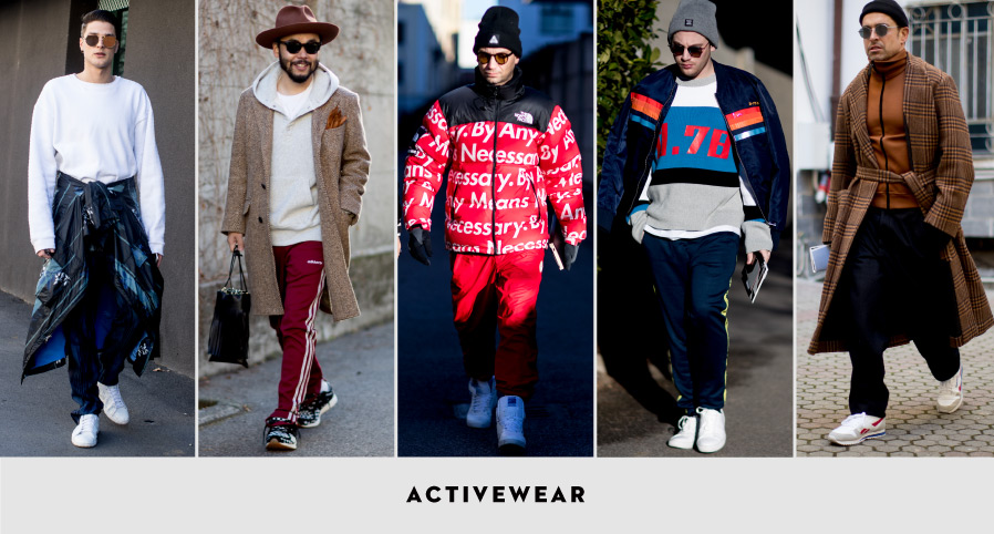 MFW Street Style: Activewear