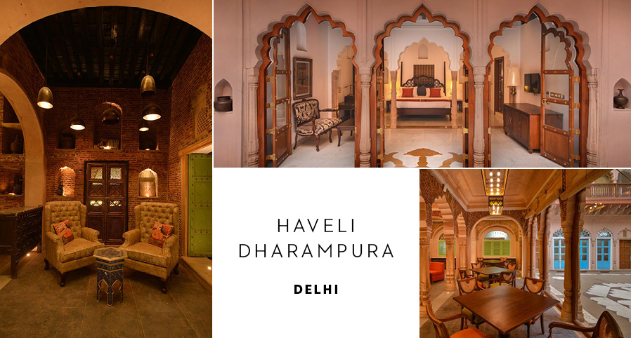 Check In: Haveli Dharampura