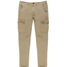 Cargo Pants With Side Pockets